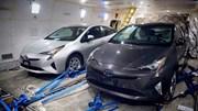 Toyota Prius 2016 lộ diện trước giờ ra mắt