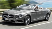 Mercedes-Benz S Class mui trần 2016 chính thức ra mắt