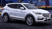 Hyundai giới thiệu Santa Fe 2017