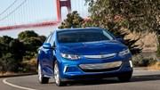 Hình ảnh chi tiết của Chevrolet Volt 2016
