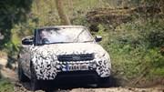 Siêu phẩm mui trần Range Rover Evoque sắp ra mắt