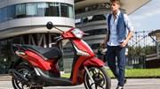 Piaggio Việt Nam ra mắt Liberty ABS, giá từ 55,5 triệu đồng
