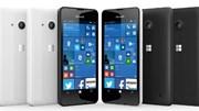 Microsoft ra mắt Lumia 550 giá 3 triệu đồng