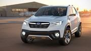 Subaru ra mắt Viziv concept với khả năng lái tự động