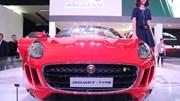 Hàng loạt siêu xe hội tụ tại Triển lãm ô tô quốc tế Việt Nam 2015