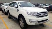 Ford Everest 2015 đầu tiên về Việt Nam