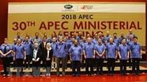Hội nghị liên Bộ trưởng Ngoại giao – Kinh tế APEC lần thứ 30 (AMM 30)