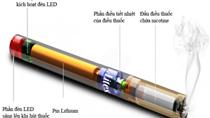 Nguy cơ ung thư cao khi hút thuốc lá điện tử