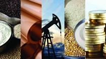 Hàng hóa TG sáng 16/11/2018: Giá dầu và vàng tăng