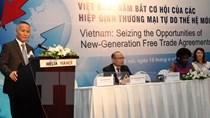 """""""Thương mại quốc tế góp phần giải phóng tiềm năng của Việt Nam"""""""
