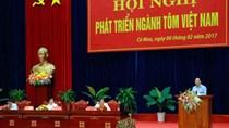 Việt Nam sẽ trở thành công xưởng sản xuất tôm của thế giới?
