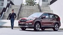 Honda Việt Nam ưu đãi 50 triệu đồng cho khách mua xe CR-V và Accord