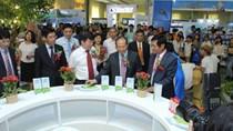 Khai mạc Triển lãm quốc tế ngành sữa lần đầu tiên tại Việt Nam