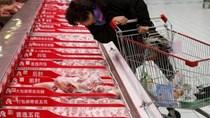 """Tiêu thụ thịt lợn ở Trung Quốc chững lại, nhiều nước bị """"sốc"""""""