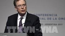 Mỹ miễn trừ áp thuế mới về nhôm, thép với EU và 6 nước khác