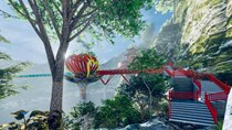 HOT : Siêu phẩm 'cầu kính tình yêu' đầu tiên xuất hiện ở Việt Nam sắp khánh thành tại