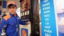 Giá xăng trước áp lực tiếp tục tăng