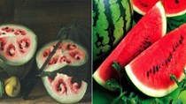 """Bất ngờ hình dáng của """"tổ tiên"""" các loại rau củ quả mà chúng ta vẫn ăn thường ngày"""