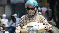 Áo chống nắng làm từ bã cà phê có giá tiền triệu