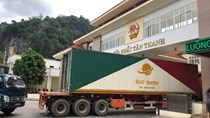 Tăng thời gian thông quan hàng hoá tại cửa khẩu Hữu Nghị và Tân Thanh