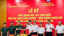 Thông cáo báo chí về Thỏa thuận hợp tác toàn diện giữa TCT và Viettel