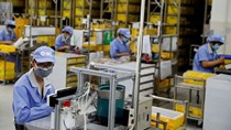 Sản xuất ở châu Á tiếp tục mở rộng
