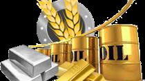 Hàng hóa TG sáng 15/1/2019: Giá dầu và cà phê giảm, vàng tăng