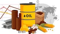 Hàng hóa TG sáng 14/8/2019: Giá dầu tăng mạnh, vàng giảm sâu