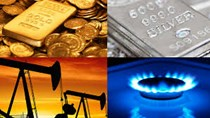 Hàng hóa TG sáng 29/8/2018: Giá dầu và vàng giảm, cà phê biến động