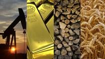 Hàng hóa TG sáng 28/5/2019: Giá dầu và vàng tăng