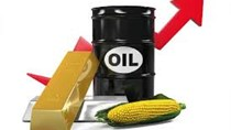 Hàng hóa TG sáng 14/6/2019: Giá dầu và vàng tăng, cà phê giảm