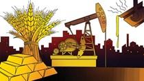 Hàng hóa TG sáng 17/1: Giá dầu, vàng và cà phê cùng tăng