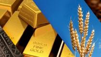 Tổng kết giá hàng hóa thế giới phiên 3/6: Giá dầu, vàng và cà phê giảm, than đá tăng mạnh