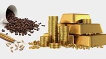 Hàng hóa TG sáng 14/5/2019: Giá dầu và cà phê giảm, vàng tăng