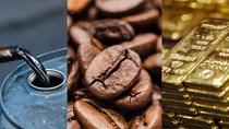 Hàng hóa TG sáng 8/1/2019: Giá dầu, vàng và cà phê cùng tăng