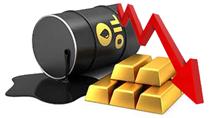 TT hàng hóa quốc tế phiên 18/2: Giá dầu, vàng và cao su giảm; ngũ cốc tăng