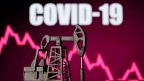 Hàng hóa TG phiên 21/4/2020: Giá lao dốc theo dầu mỏ