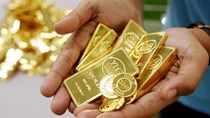 Giá vàng hôm nay 16/9 mất mốc 1.800 USD