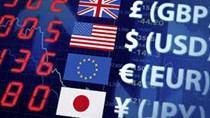 USD giảm trong khi chứng khoán toàn cầu tăng cao