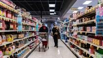 Lạm phát tháng 9 của Mỹ tăng cao do giá thực phẩm và giá thuê nhà