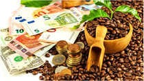 Mất mùa và Covid-19 đẩy giá cà phê lên cao kỷ lục nhiều năm