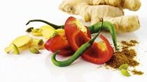 Giá gừng, ớt, cà chua Trung Quốc có xu hướng giảm