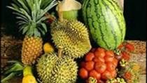 Thông tin về rau quả tại Trung Quốc và một số thị trường khác
