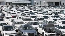 Nhu cầu ô tô tại Trung Quốc tăng chậm lại