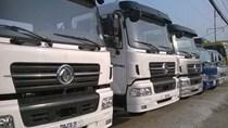 Xe tải Thái Lan ùn ùn vào Việt Nam