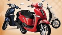 Bảng giá xe máy Yamaha mới nhất tháng 03/2017