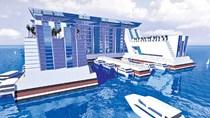 Tham vọng siêu du thuyền 10 tỉ USD