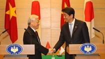 Toàn văn Tuyên bố về Tầm nhìn chung quan hệ Việt Nam - Nhật Bản