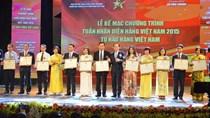 """20.000 lượt người tham dự """"Tuần nhận diện hàng Việt Nam 2015 – Tự hào hàng Việt Nam"""""""