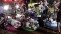 Đài Loan: Nổ công viên nước khiến hơn 500 người bị thương